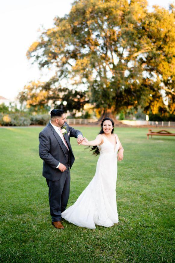 the camarillo ranch wedding