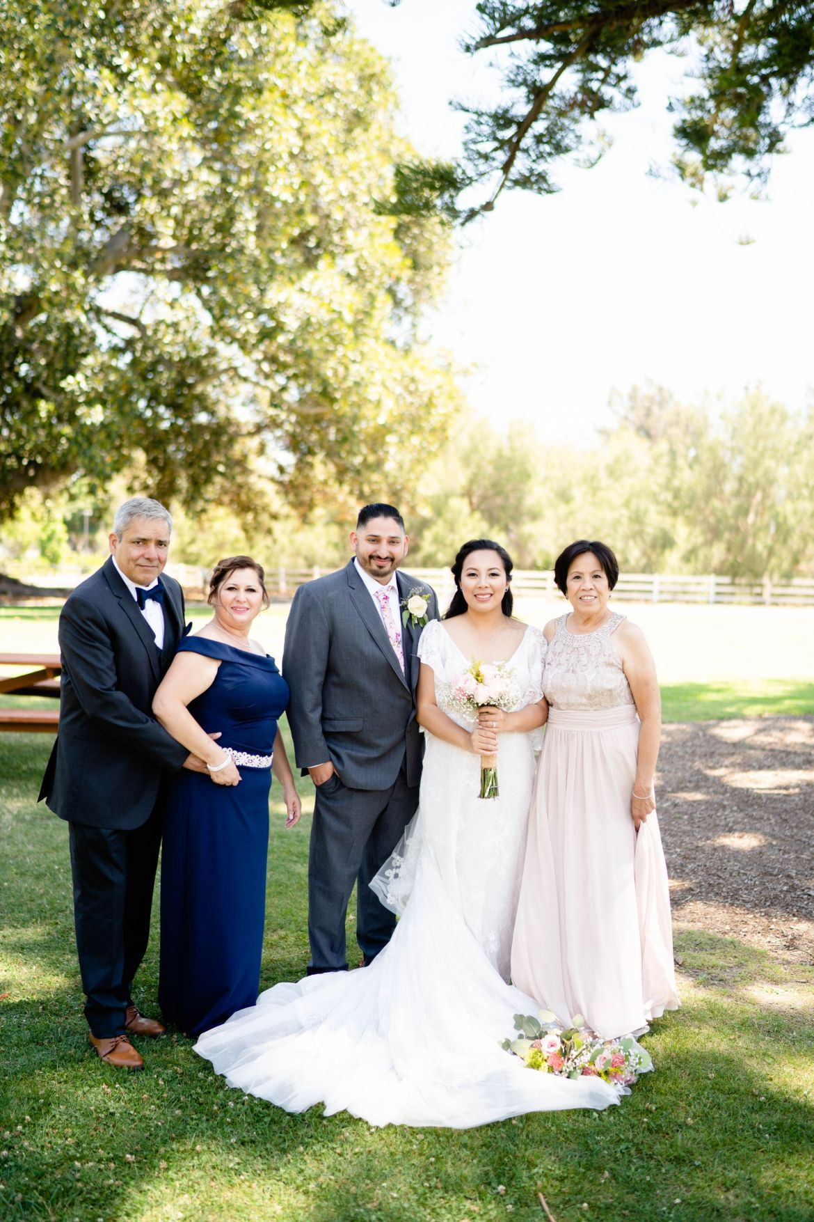 wedding at camarillo ranch house