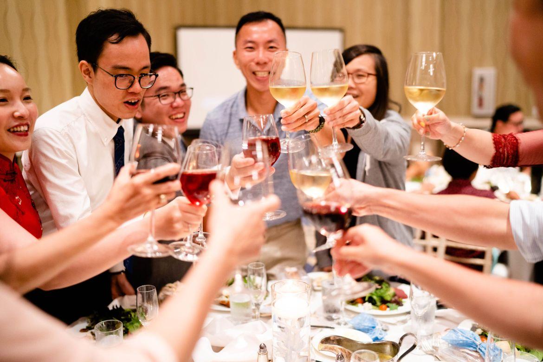 wedding drinks san diego hilton
