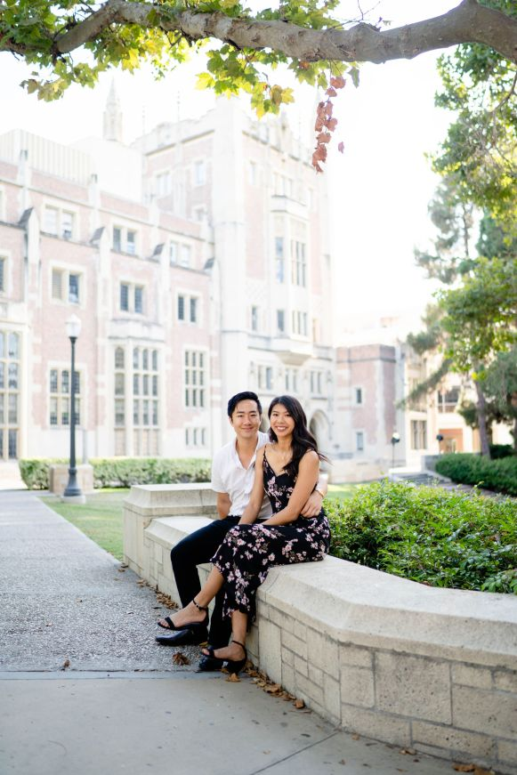 UCLA alumni photoshoot