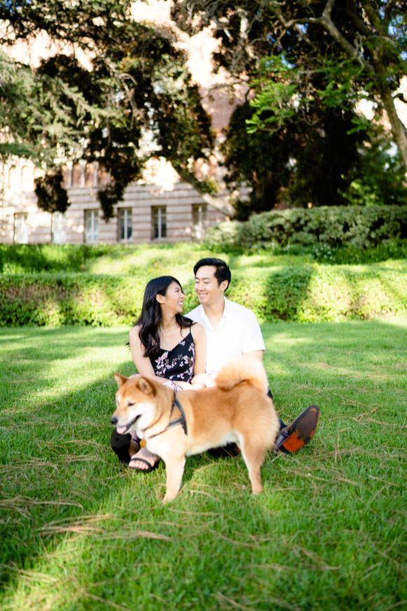 ucla alumni couples