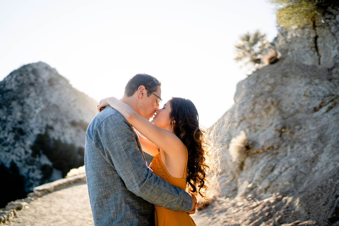 los angeles forest engagement