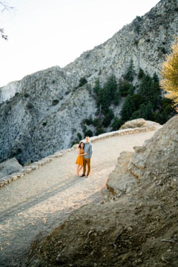 angeles crest engagement
