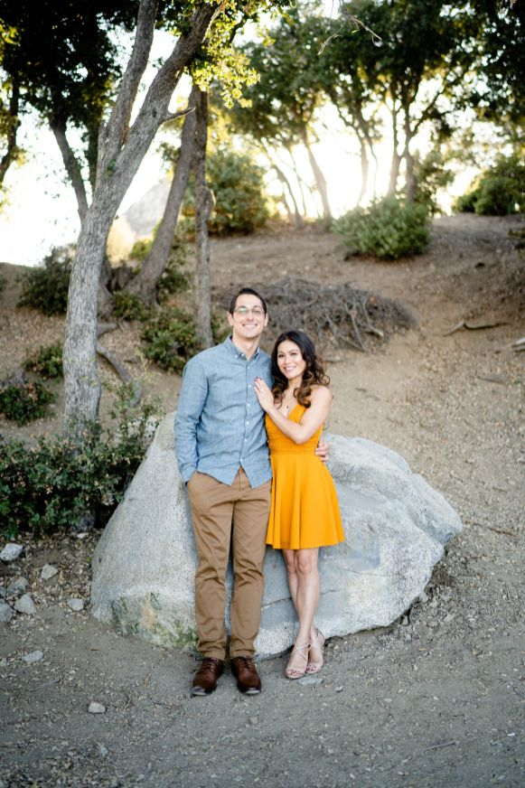 angeles crest national forest elopement