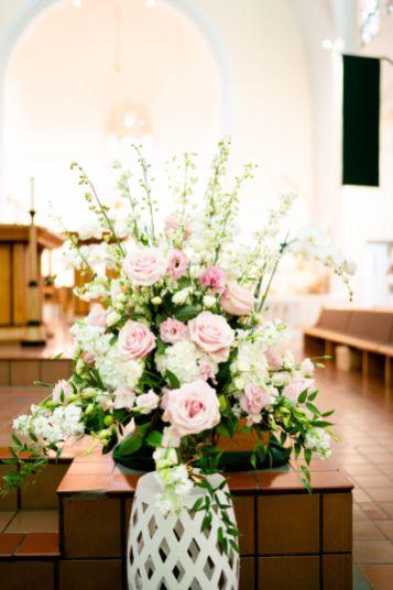 downey catholic wedding