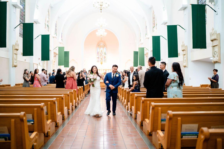 our lady perpetual help church wedding