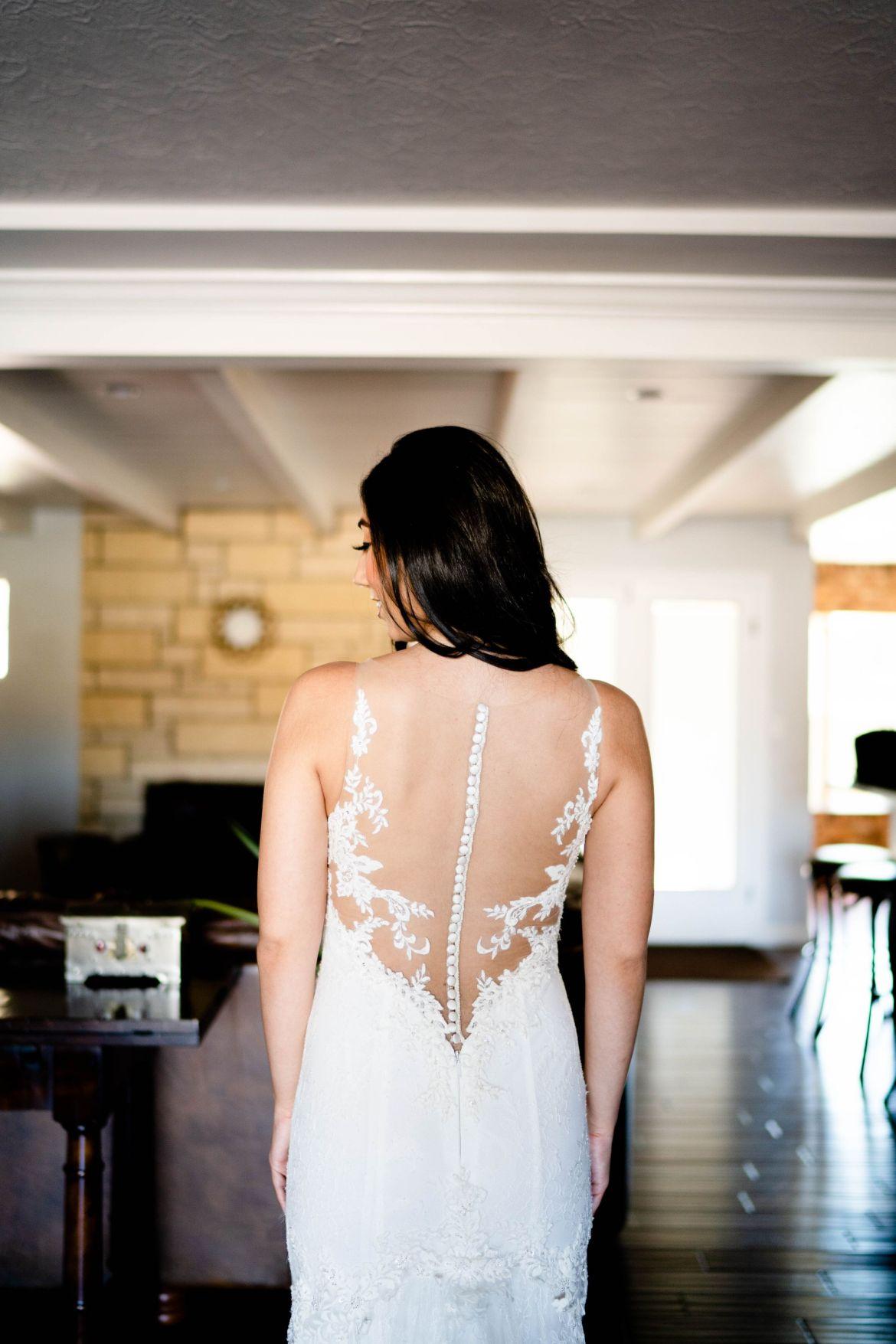 wedding dress OC wedding