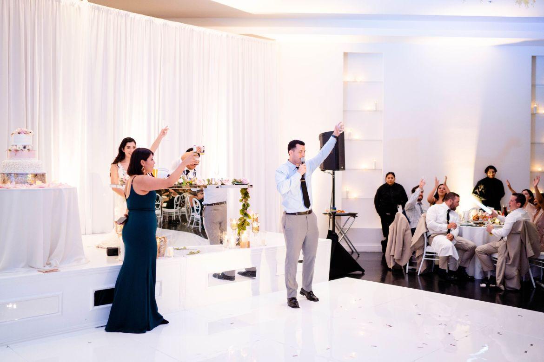 weddings at the venue by three petals