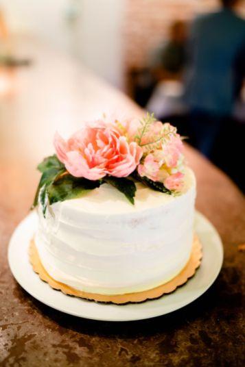 el segundo wedding cake