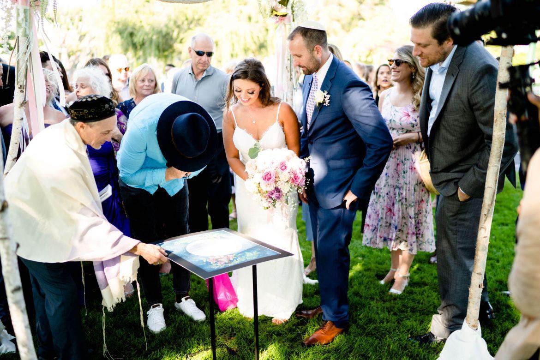 el segundo wedding family