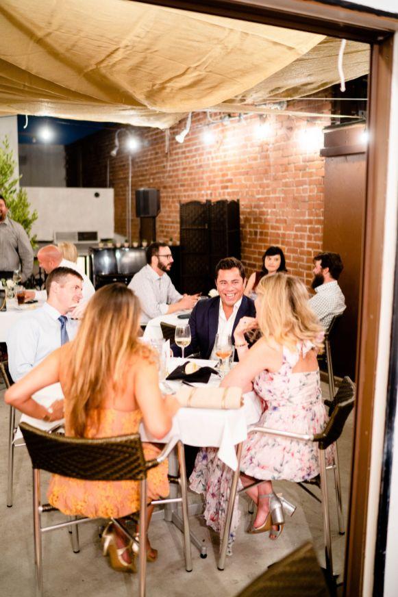 restaurant wedding ideas