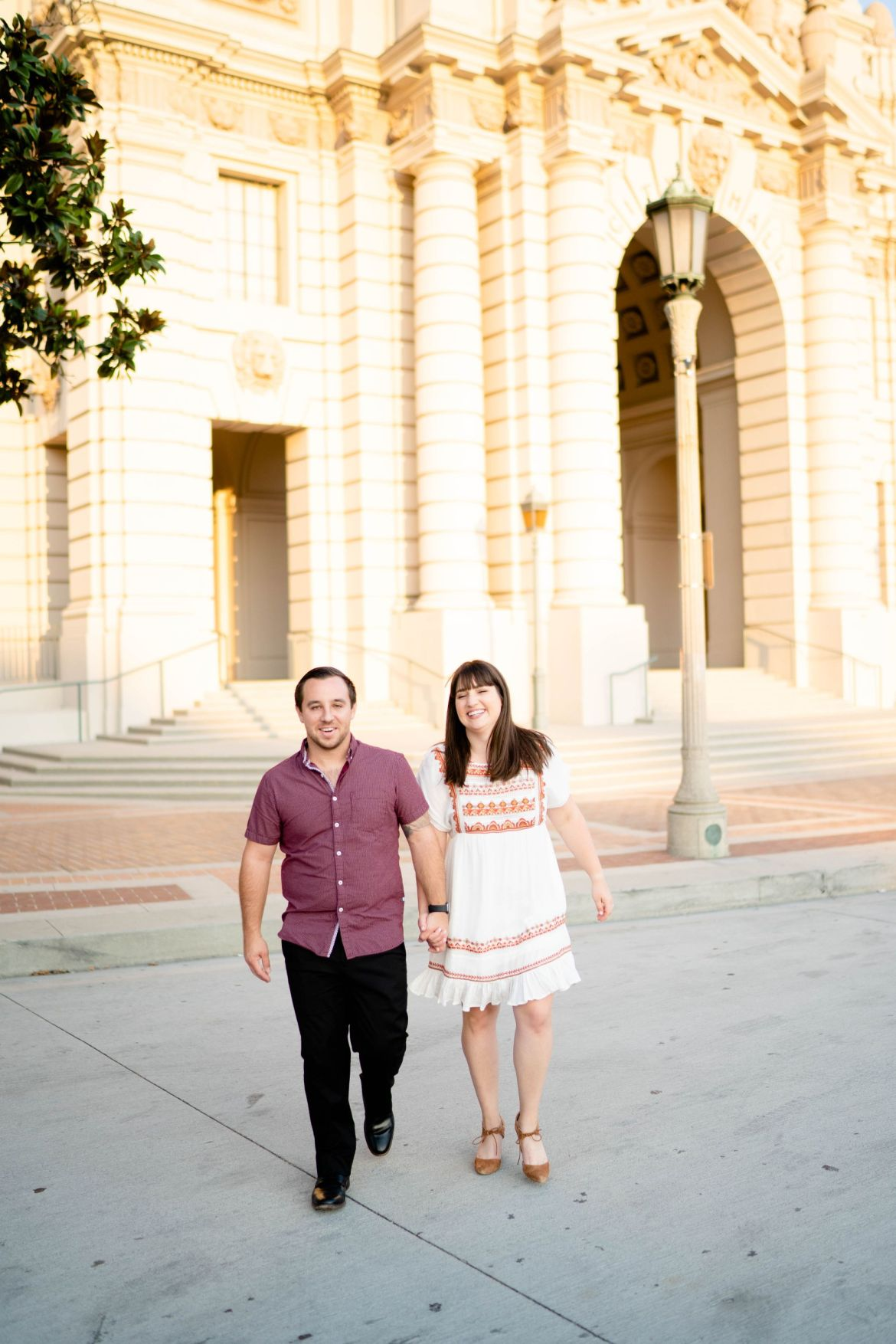 city hall wedding pasadena
