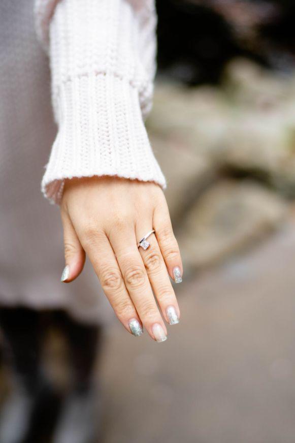 japanese garden proposal ring