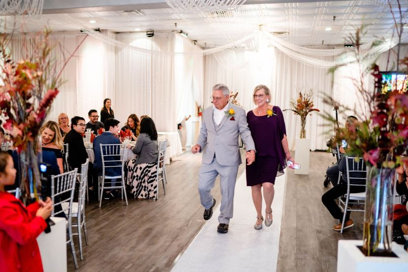 OC wedding banquet