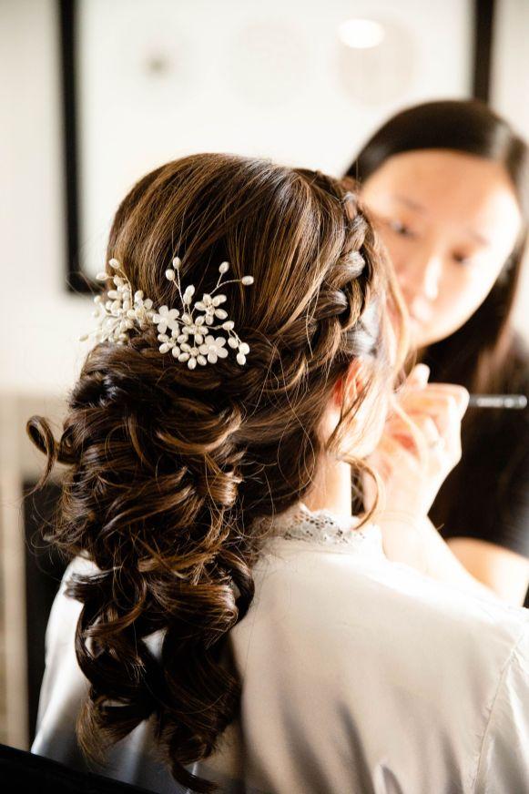 OC wedding makeup artist