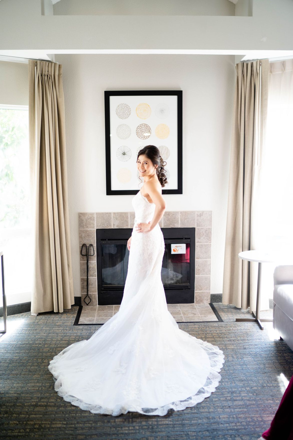 OC wedding photographer Akiko Liu