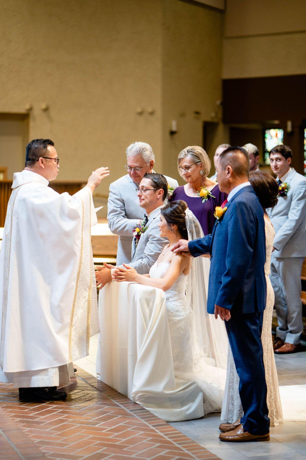 church wedding catholic