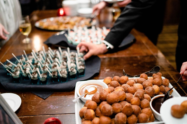 desserts los angeles wedding