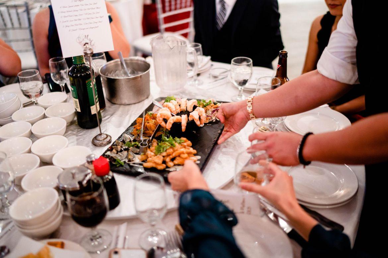 paracel restaurant banquet