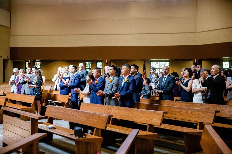 wedding ceremony orange county
