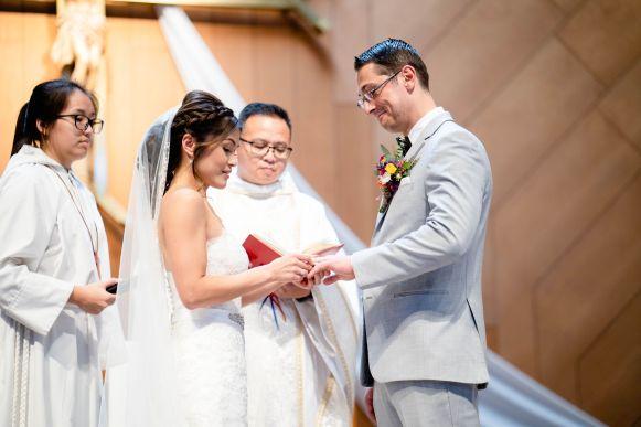 wedding fountain valley