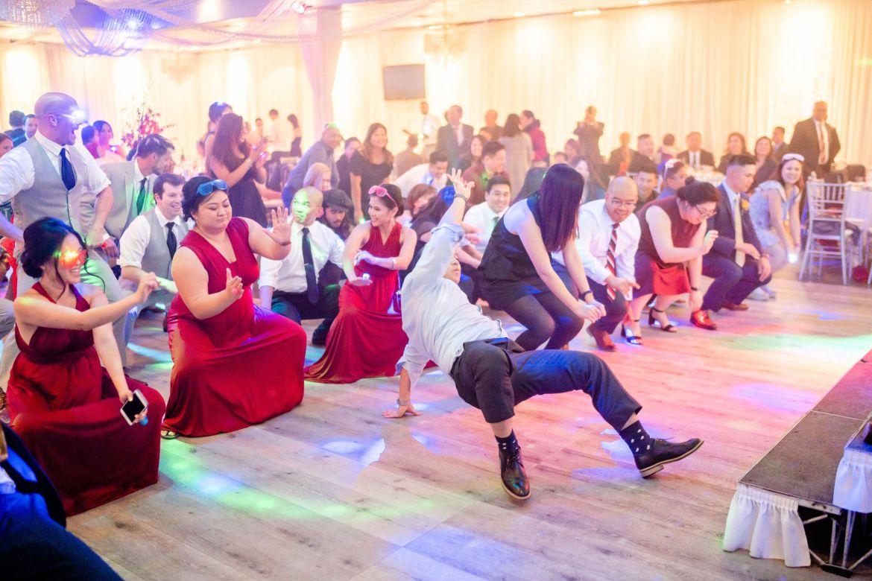 wedding reception fun ideas