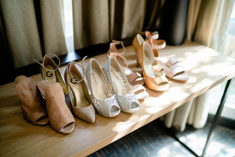 wedding shoes orange county