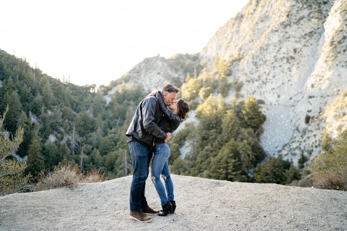 angeles national forest engagement