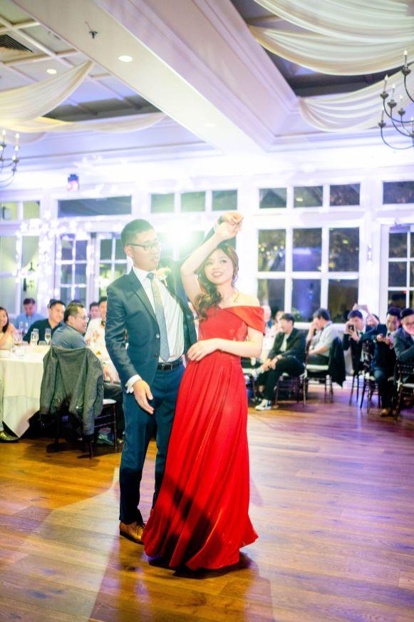 chinese red dress wedding