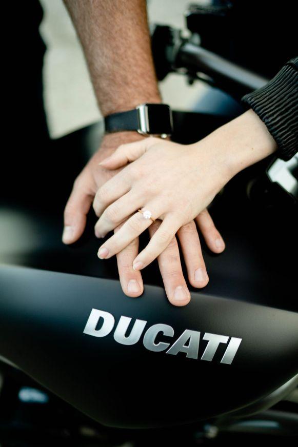 ducati wedding