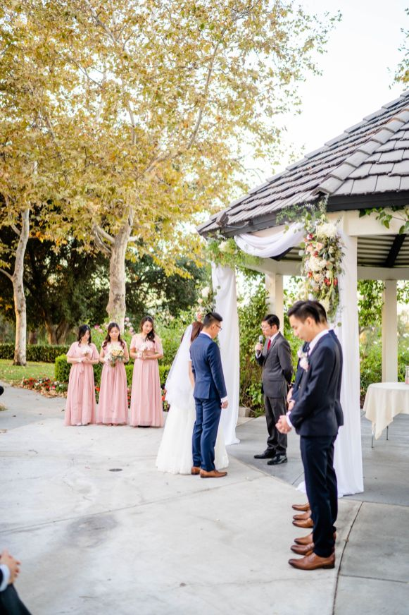 socal outdoor wedding