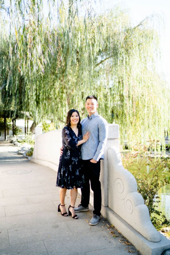 los angeles garden wedding