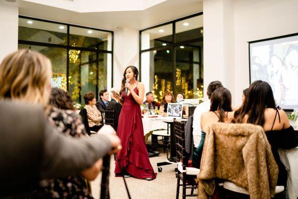 MOH speech wedding
