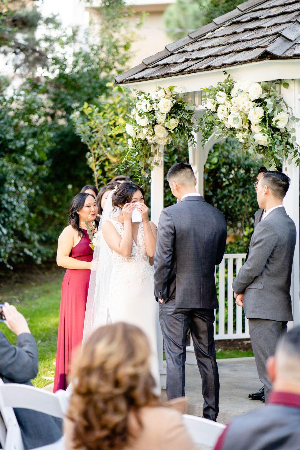 UC wedding couple irvine
