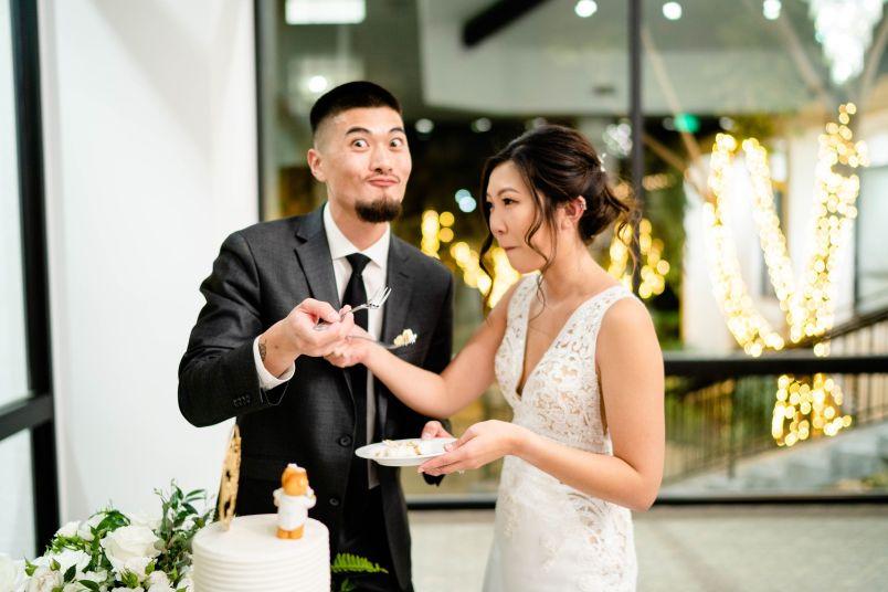 irvine wedding cake