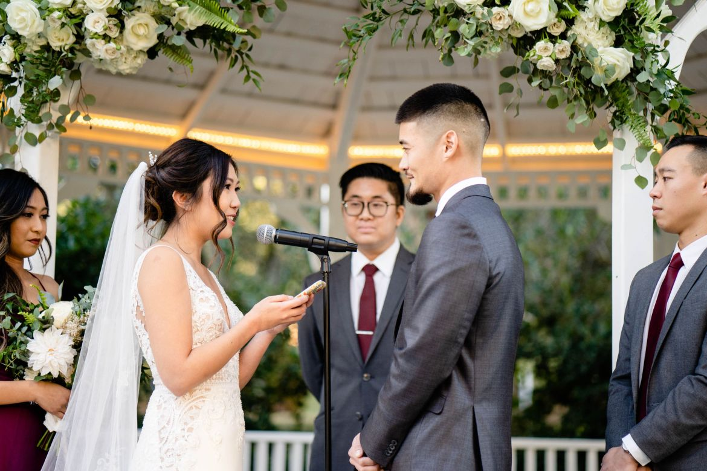 university club UCI wedding