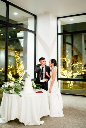 university club wedding