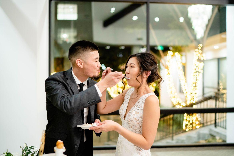 wedding cake eating uci