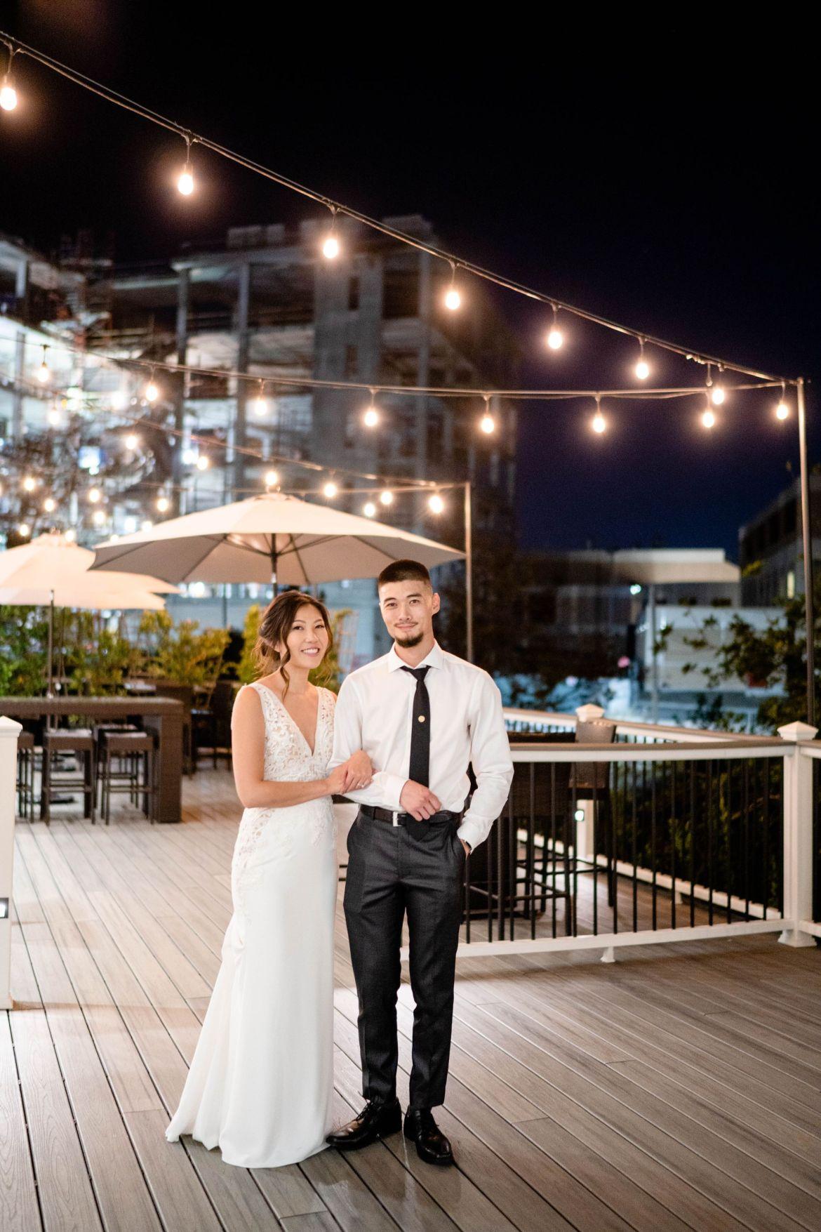wedgewood university club wedding irvine UC