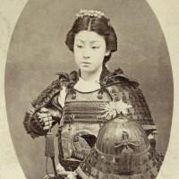 Mujeres samurai: Nakano Takeko