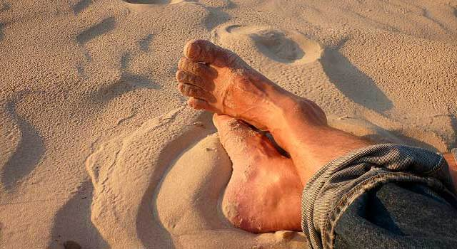 Becoming a Barefoot Executive