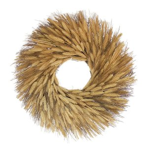 Black Beard Wheat Wreath