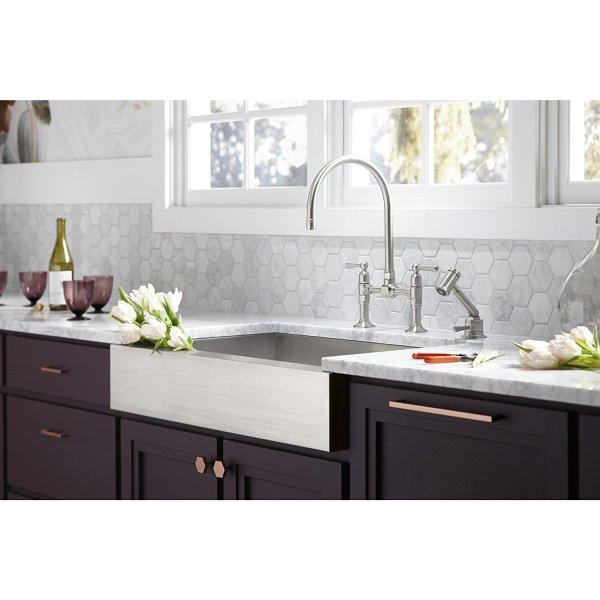 Kohler Sink K-3942 Vault_installed 2