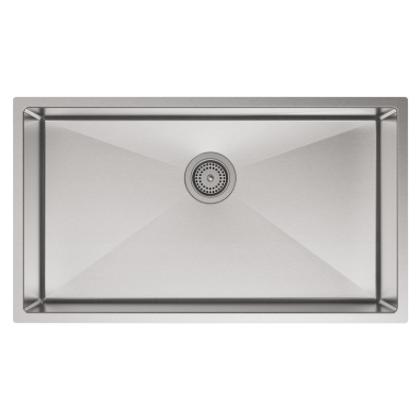 Kohler Sink K-5285 Single Bowl - Stainless Steel | By KING'S KITCHEN