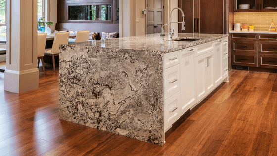 Different Types of countertops by Kings Kitchen ultimate guide 1 - Types of Countertops - The Ultimate Guide