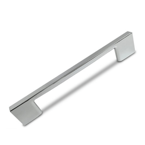 Southern Hills Polished Chrome Modern Pull