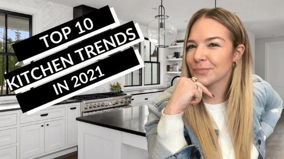 Top 10 Kitchen Design Trends 2021