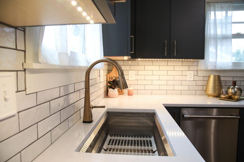 Edit10 scaled - Modern BOHO Kitchen Makeover Tacoma    Coggins Residence