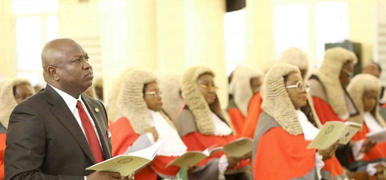 Work To Enhance Confidence In Legal System, LASG Tells Judges And Lawyer