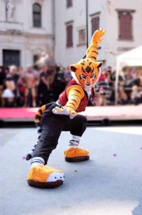 Master Tigress / ph. Lorenzo Basso